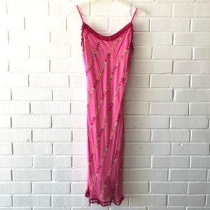 Betsey Johnson Pink Dress